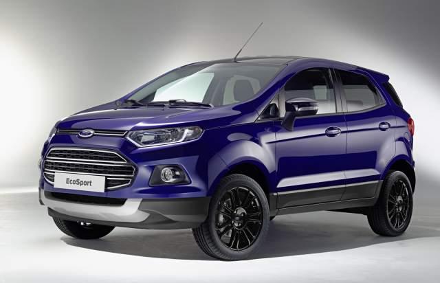 Giá xe ô tô Ford Ecosport 2017