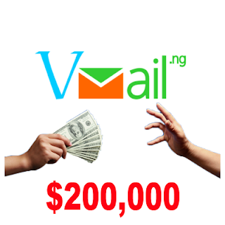 Rumour! Vmail Founders To Sell Vmail For $200,000 (₦77Million) To Investors