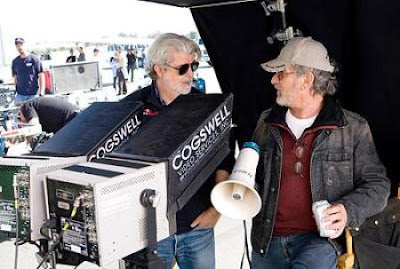 spielberg and lucas