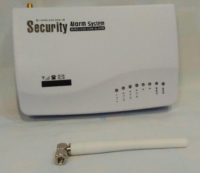 trik mudah instalasi alarm gsm murah dan cepat