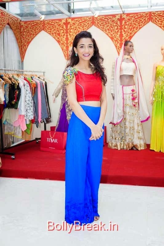 Priyanka Shenoy, Nishka Lulla Hot Pics At Designer Nishka Lulla Snapped at DIVAlicious