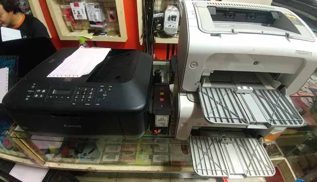 Jasa service printer Kalimalang