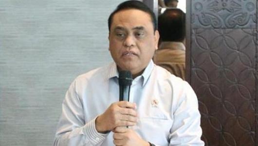 Menteri Syafruddin Tegaskan Penyuluh Pertanian Tak Bisa Jadi PNS