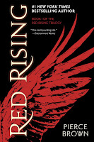 red rising by pierce brown cover