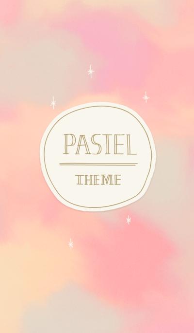 PASTEL (green-pink)