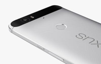 Spesifikasi Huawei Nexus 6P