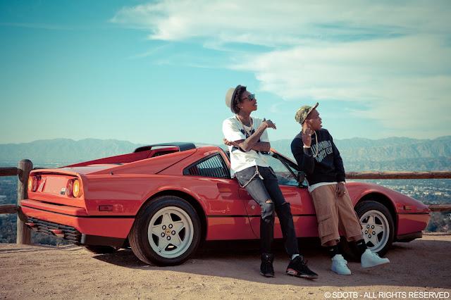 Curren$y & Wiz Khalifa – You In Mind
