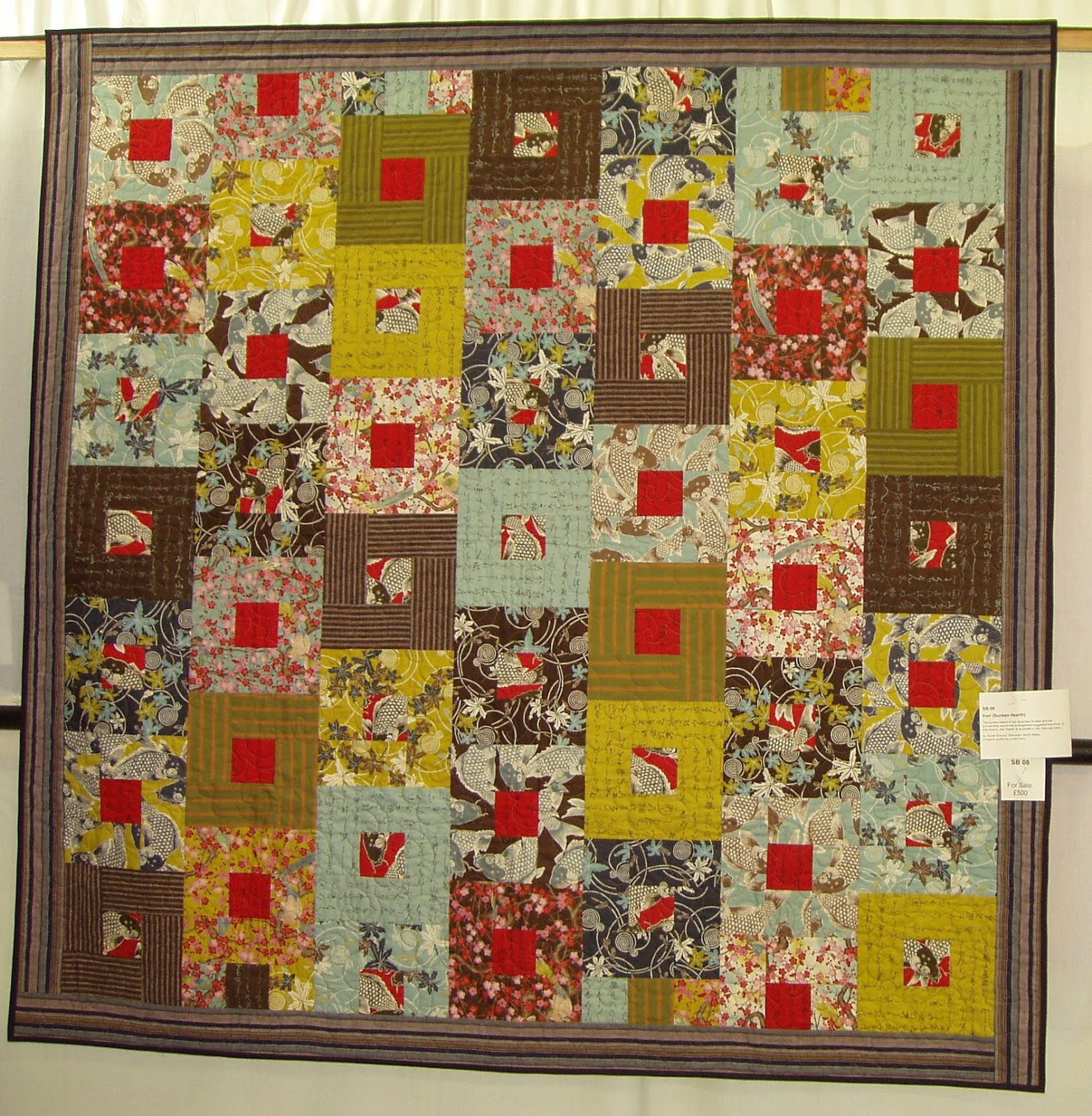 Sashiko And Other Stitching Japanese Quilt Inspirations