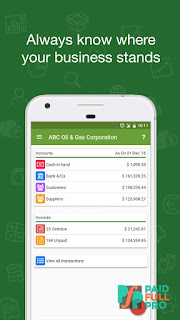 Book Keeper Accounting GST Invoicing Inventory Patched APK