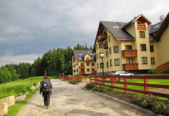 Hutnicza Górka.
