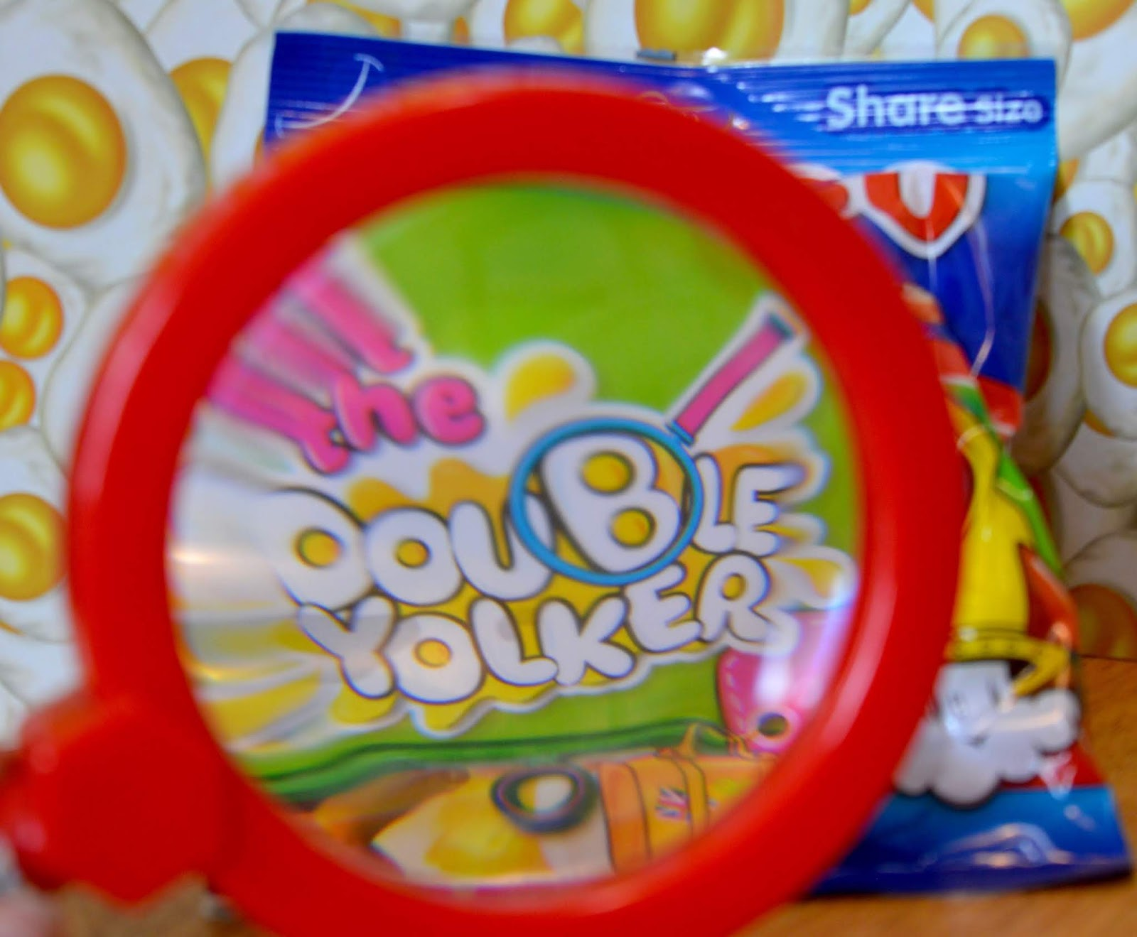 'Hunt the Double Yolker' with HARIBO for your chance to WIN 1 in 20 Forest Holidays