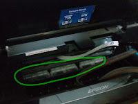 Cara Mengatasi Kertas Yang Tidak Keluar Dari Printer Epson T13 x