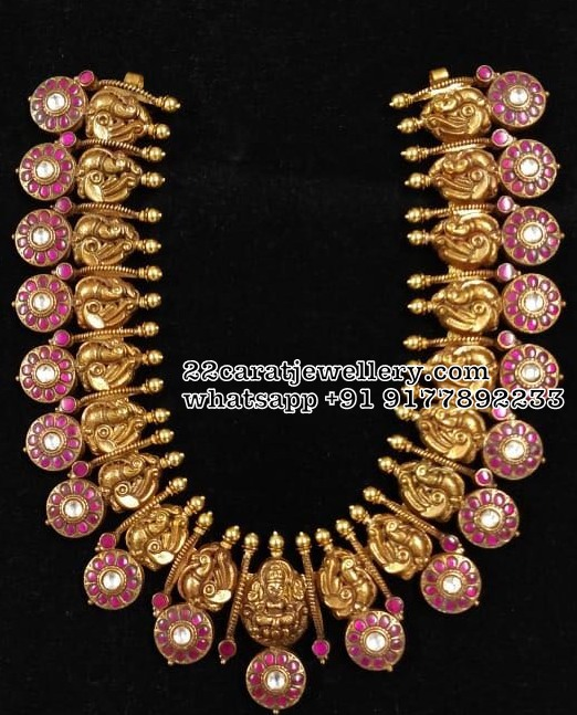 92.5 Silver Trendy Bottu Mala Designs