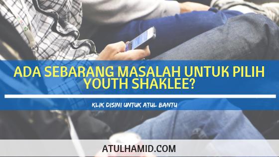 HARGA YOUTH SHAKLEE: SET PENJAGAAN KULIT YOUTH