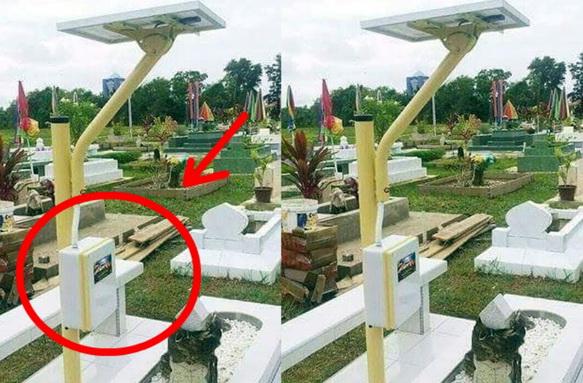 Anak Cucu Tak Bisa Ngaji, Kuburan Orang Tua Dipasang Murottal MP3. Netizen: Piye Iki Tadz?