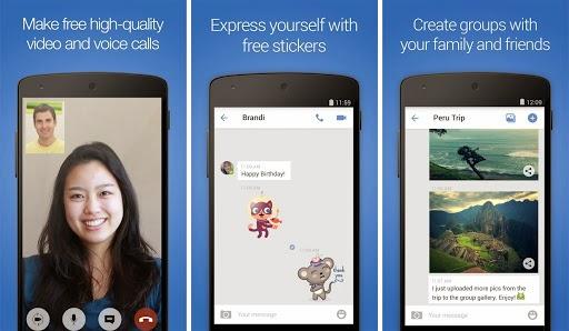 تطبيق مجاني لإجراء مكالمات فيديو وصوت مجانية للأندرويد والايفون والايباد imo free video calls and chat APK-iOS 9.8.0