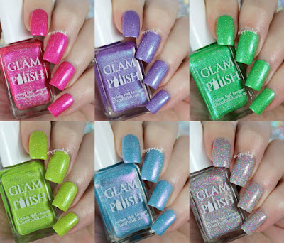 Glam Polish Truly Outrageous Collection