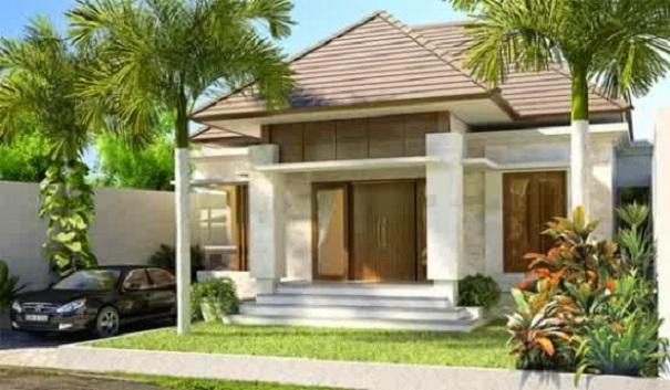 Desain Hunian Modern Menggunakan Gaya Rumah Minimalis ...