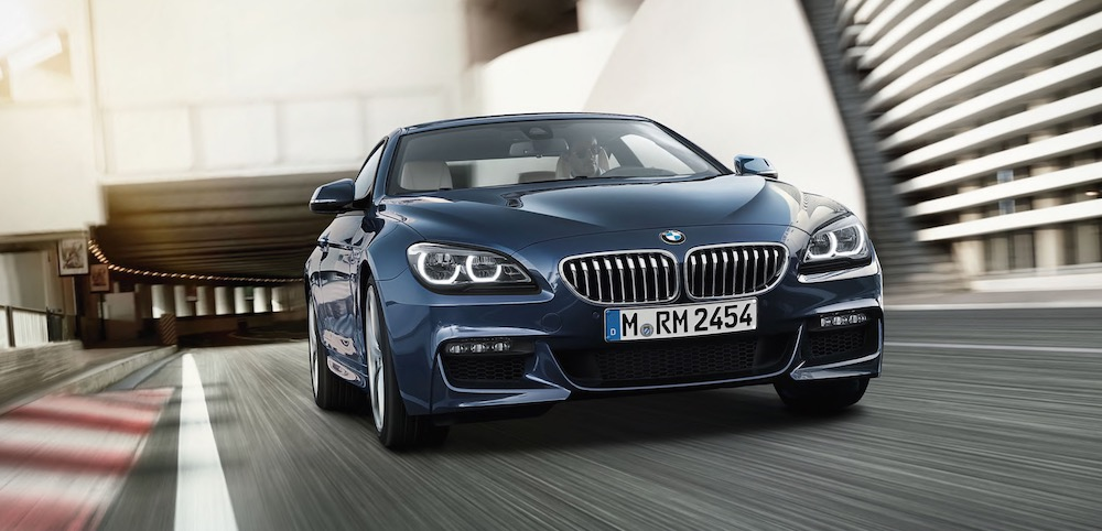 BMW Serie 6 Coupè