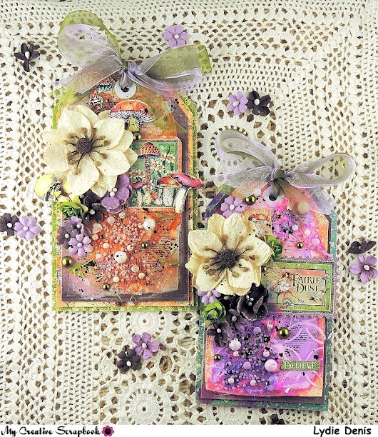 Duo de tags - DT My Creative Scrapbook