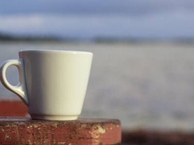 Coffee on the Beach