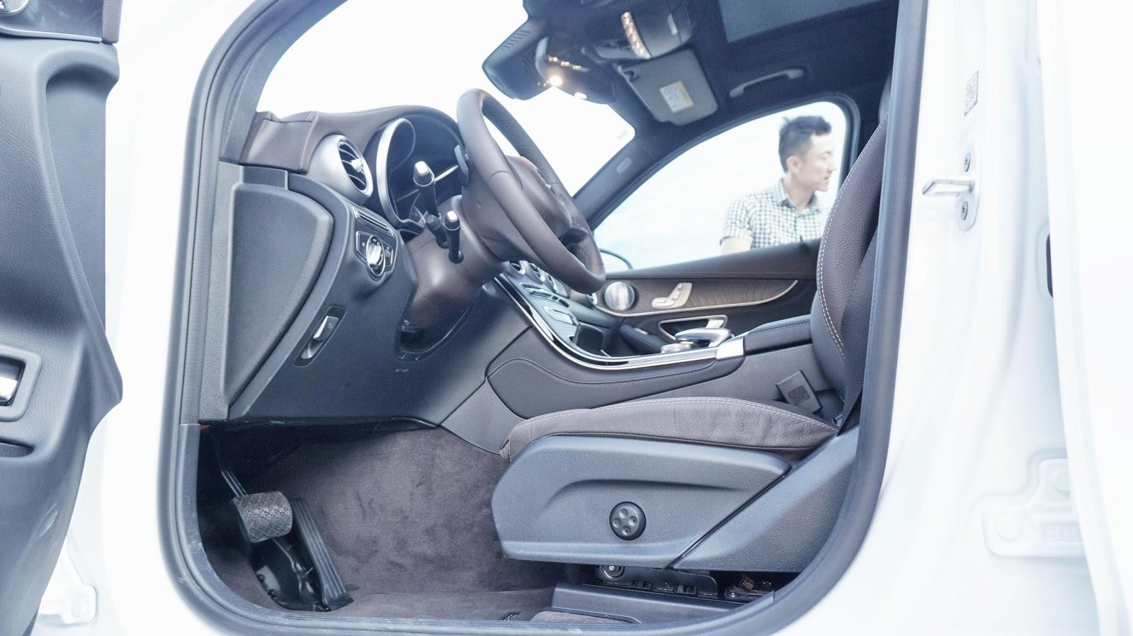 Cận cảnh Mercedes-Benz GLC 300 4Matic 2016