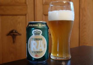 Tuborg Rå fra bryggeriet Carlsberg