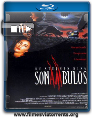 Sonâmbulos Torrent - BluRay Rip 720p Dublado (1992)