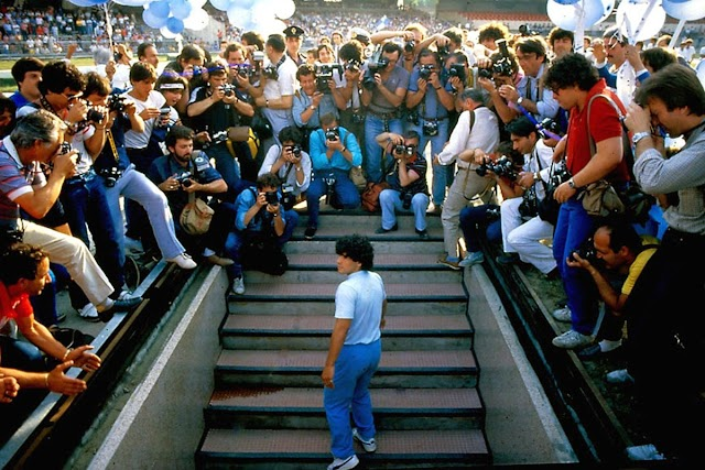 Watch: 'Diego Maradona' documentary teaser released ahead of premiere at Cannes