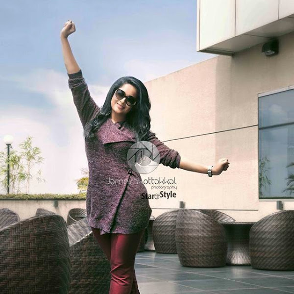 Kavya Madhavan latest hot photos from Star n Style magazine