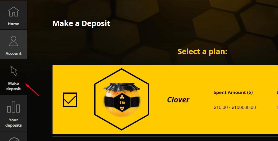 Регистрация в Eco Hive 3
