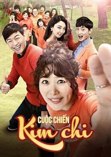Cuộc Chiến Kim Chi - Everybody Say Kimchi (2014)