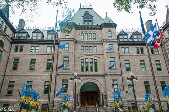 Ayuntamiento de Quebec