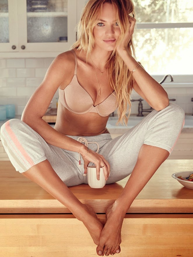 Candice Swanepoel - Victoria's Secret Lookbook 2014