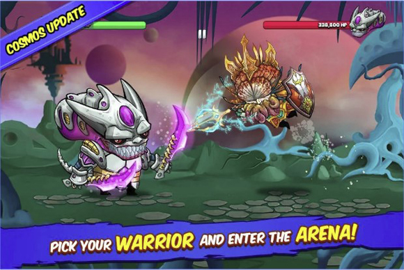 Tiny Gladiators Mod Apk