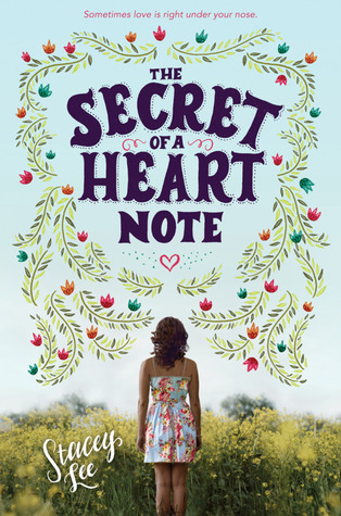 the secret of a heart note stacey lee