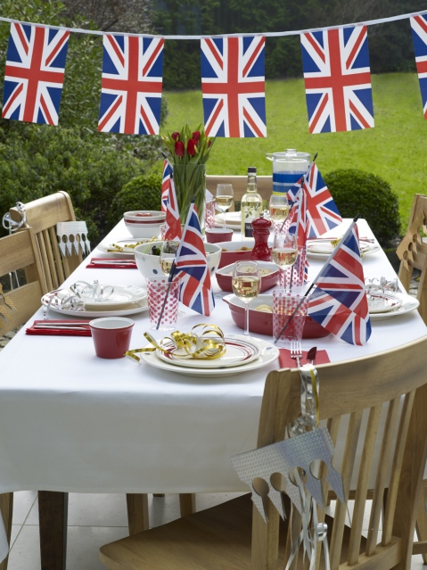 Apropos Events: British Olympic Party