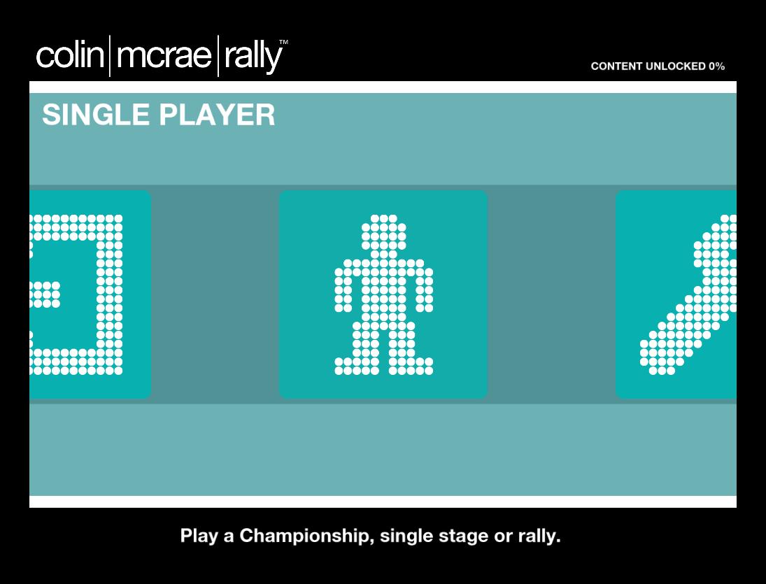 Colin McRae Rally Remastered - Katılımsız