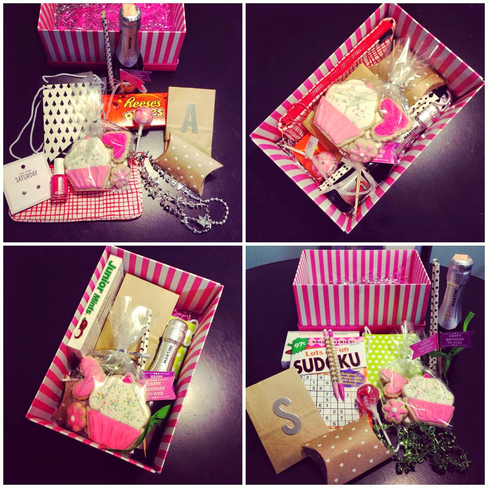 Birthday In A Box.