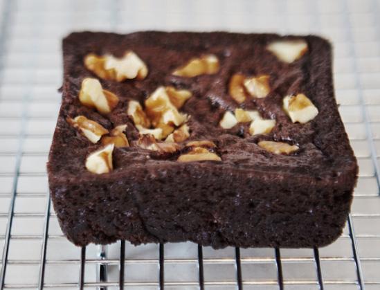 สูตรและวิธีอบบราวนี่ (Brownie)