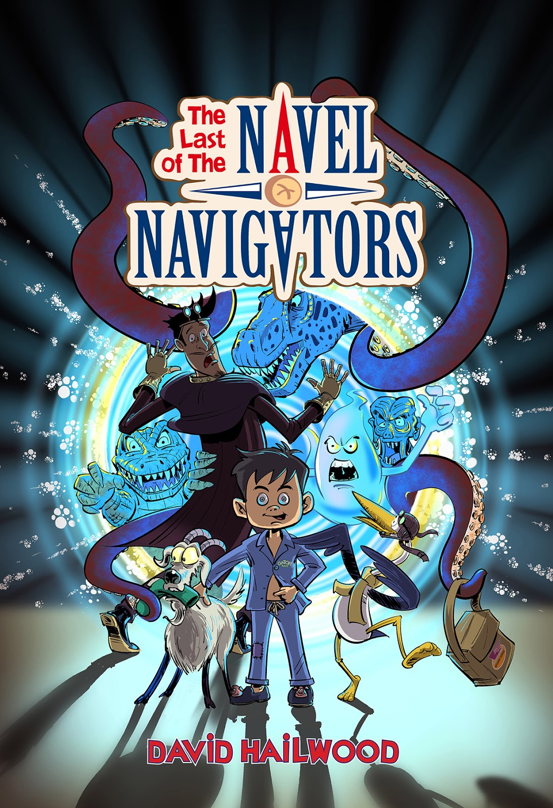 Buy The Navel Navigators Novel