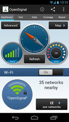 Free Download OpenSignal 3G/4G/WiFi 4.14 APK For Android