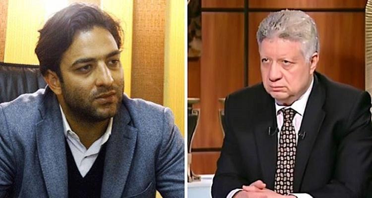 جواب غريب جدا من احمد منصور ردا عن إتهام ميدو لوالده بـ « السحر والشعوذة »