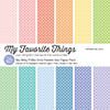 My favorite things - Itsy bitsy polka dots pastels