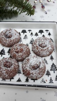 ratzfatz Weihnachtsbäckerei: schnelle Nusskugeln für Faule