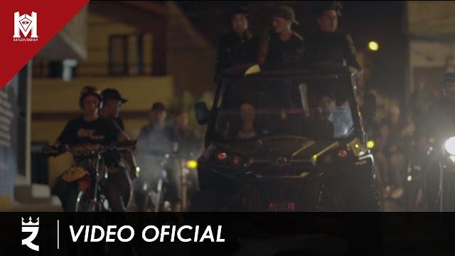 LOCO - RONALD EL KILLA (VIDEO OFICIAL)