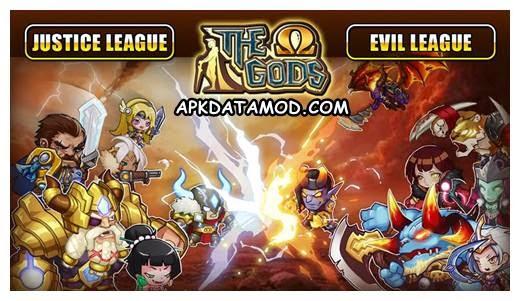 The Gods Omega Mod