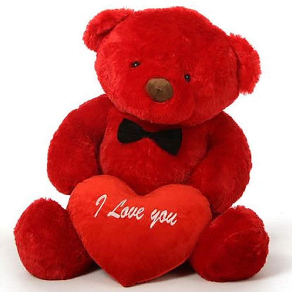 Big Size Red Teddy Bear