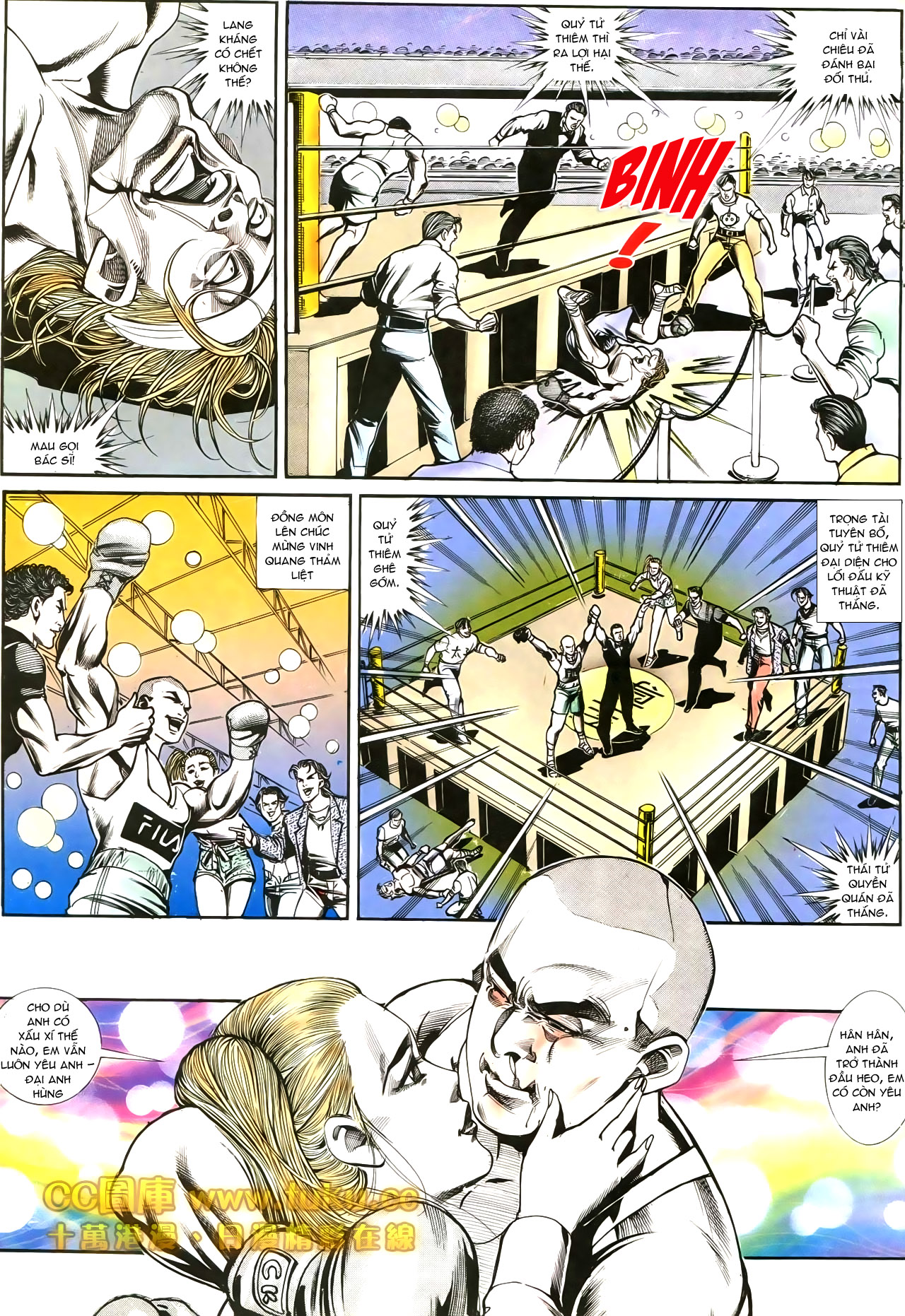 Người Trong Giang Hồ chapter 188: chiến nô trang 26