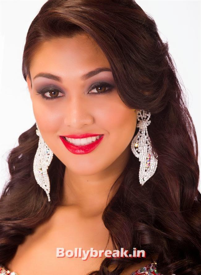 Miss Guam, Miss Universe 2013 Contestant Pics